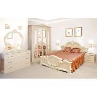 Модульная спальня Империя (шкаф 4Д)