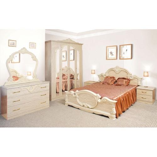 Модульная спальня Империя (шкаф 4Д) Світ меблів