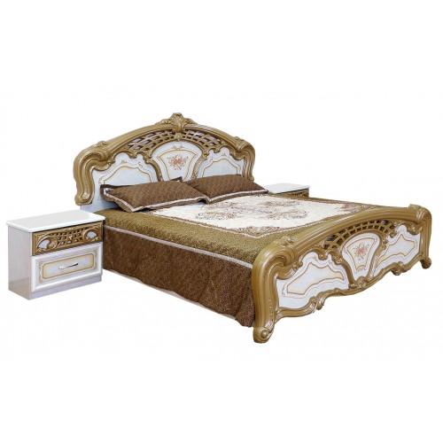 Кровать 2 СП 1.6 Кармен Новая Світ меблів