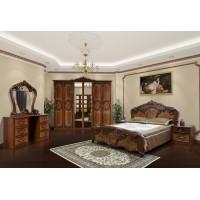 Модульная спальня Кармен Новая (шкаф 6Д)
