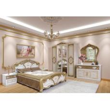 Модульная спальня Кармен Новая (шкаф 4Д)