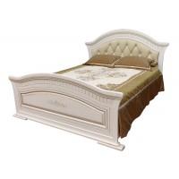Кровать 2 СП 1.6 Николь с мягким изголовьем
