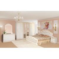 Модульная спальня Опера (шкаф 6Д)