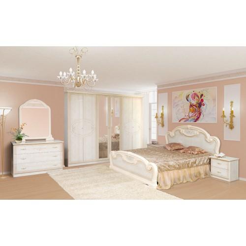 Модульная спальня Опера (шкаф 6Д) Світ меблів