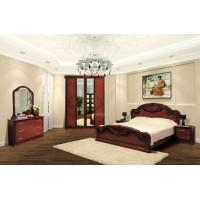 Модульная спальня Опера (шкаф 4Д)