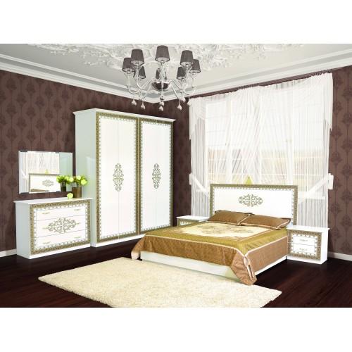 Модульная спальня София (шкаф 4Д) Світ меблів