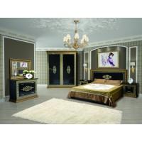 Модульная спальня София Люкс (шкаф 4Д)