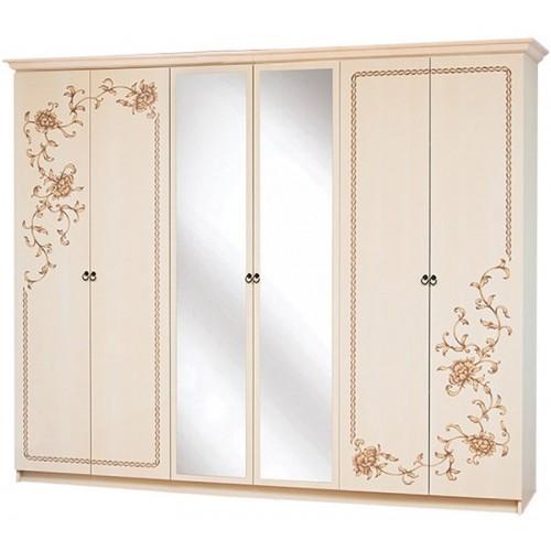 Шкаф 6Д Ванесса Світ меблів