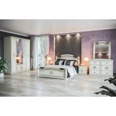 Модульная спальня Жасмин (шкаф 4Д)