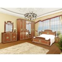Модульная спальня Жасмин (шкаф 6Д)