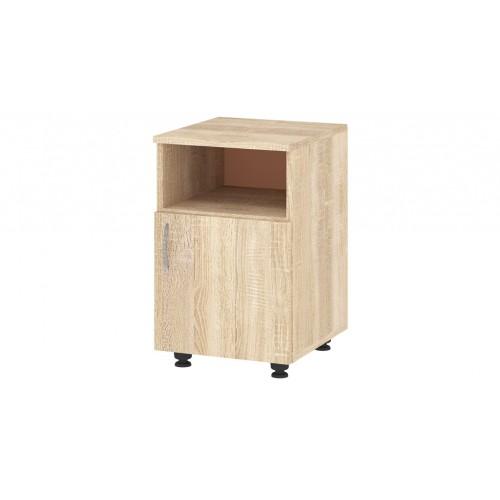 Спальня Милана тумбочка прикроватная -1(ДСП) Пехотин