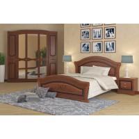 Модульная спальня Венера Люкс (орех)