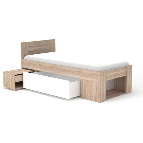 Кровать 90 (комплект) Рико ВМВ Холдинг